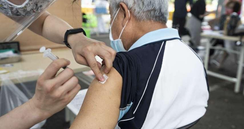 新冠肺炎》慢性病族群可以打疫苗嗎?醫師一張圖破解迷思:效力反而更高