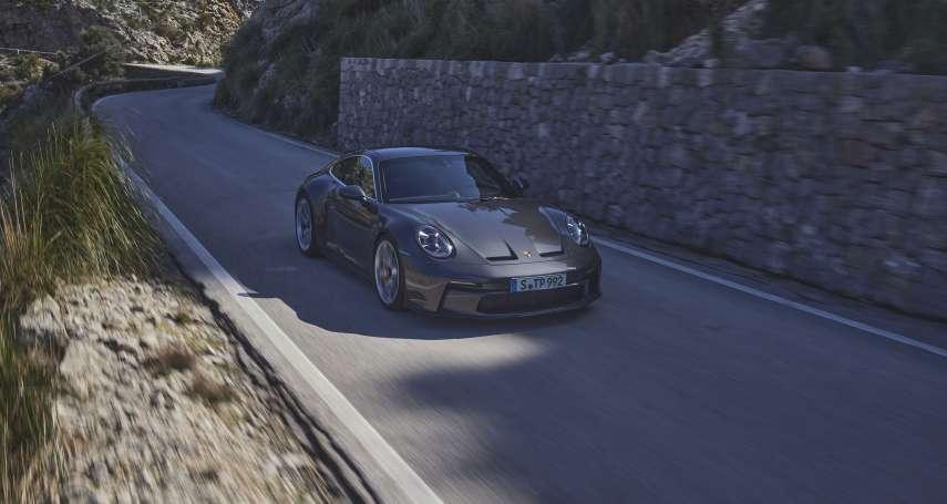 全新保時捷911 GT3 with Touring Package 忠於單純低調的哲學
