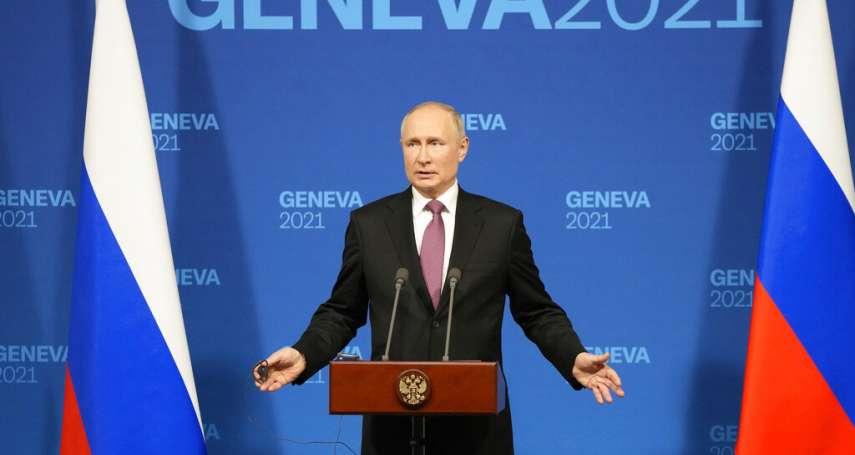 「政敵不是死,就是坐牢、中毒!」普京記者會遭美媒嗆:你到底在怕什麼?