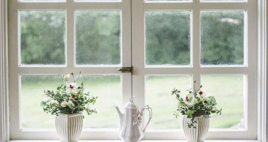 常下雨的城市,更需要一扇好窗戶,英式住家魅力獨具的四大重點元素