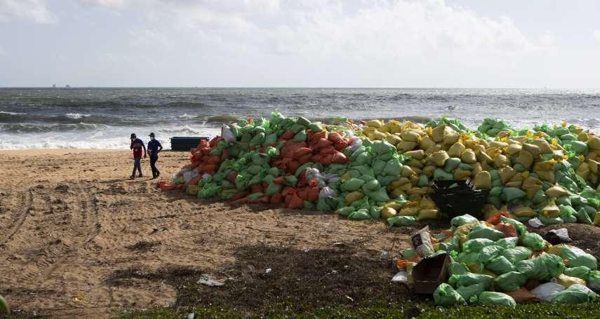 你買外帶飲食還在用塑膠包裝與容器嗎?這個習慣正在殘害全球海洋!