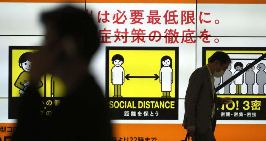 奧運開幕倒數》東京連5天新增破千例 北海道連2天逾百人確診