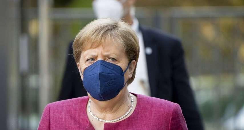 德國之聲評論:俄羅斯天然氣管道是梅克爾外交政策一大敗筆