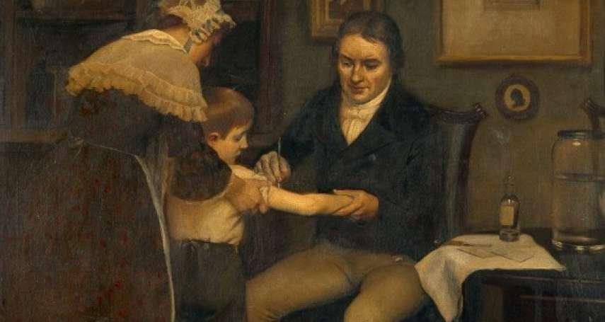 史上第一支疫苗由他發明!棄高薪回鄉行醫、從擠奶女工獲靈感…揭「疫苗之父」背後的奮鬥故事