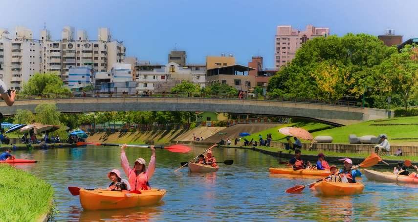 中市運動局獲體育署支持 合作成立中部水域運動教育中心
