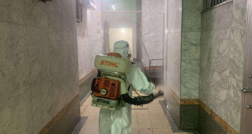 鳳山大樓傳確診 陳其邁封樓阻斷病毒傳播 醫界讚聲連連