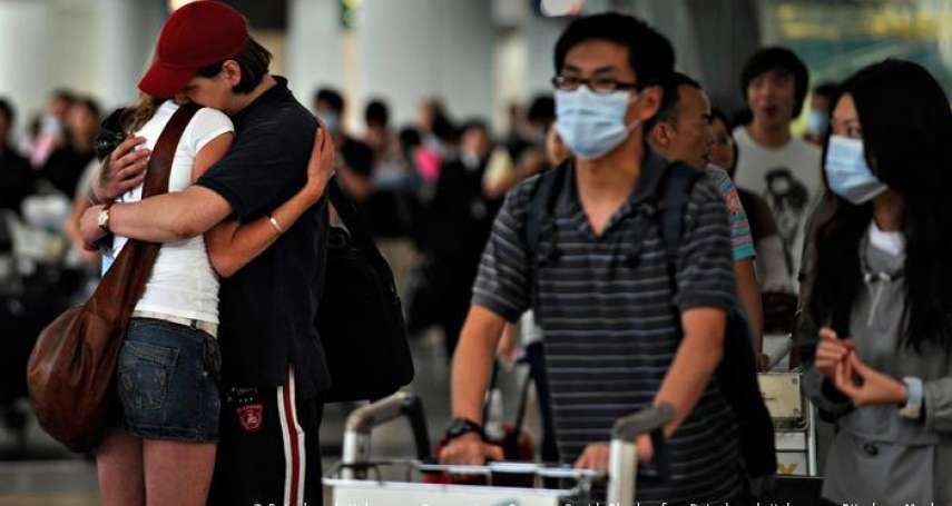 兩成香港人計畫永久離開,到底誰在撐香港?多國緊急拋出「庇護救生艇」,台灣「防中國滲透」提高移民門檻
