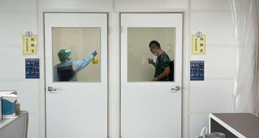 入境普篩累壞機場檢疫人員 陳時中宣布「救兵來了」