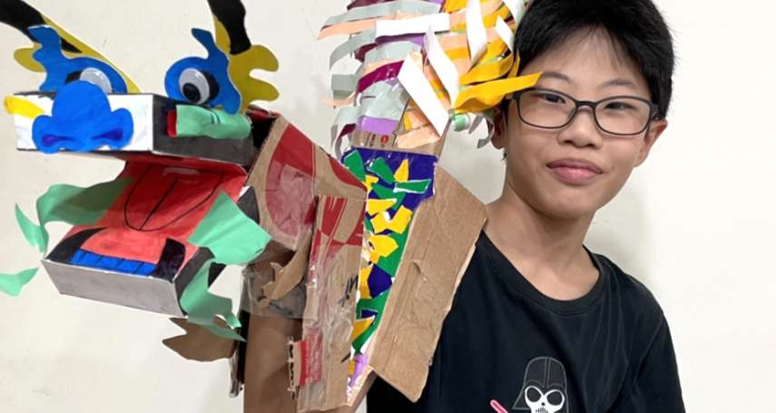 新北創客社群線上實作 3D捏塑、民俗文化、AI製作畢業禮物