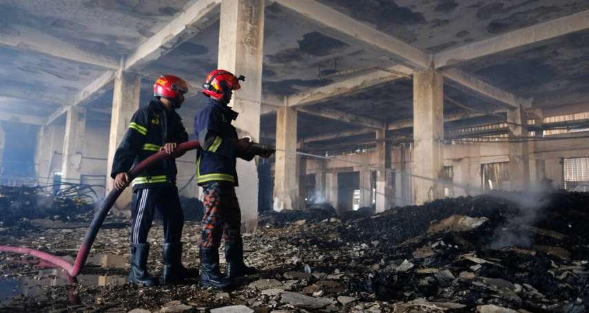 工安慘劇》食品工廠大火,52人活活燒死,禍因竟是廠方鎖上大門!