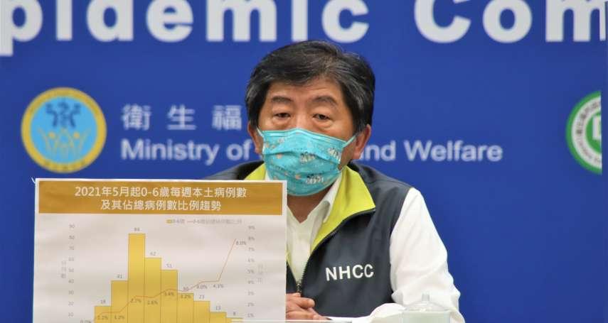台灣染疫死亡率高於全球平均?陳時中曝1因素反駁:遠低於他國