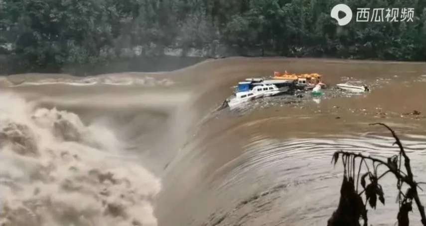 影像曝光》四川暴雨釀12萬人受災,經濟損失超過7.6億元