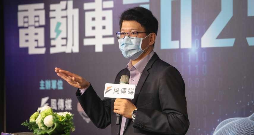 風傳媒線上論壇》台達車用艦隊亮相!唐修平:未來不只work from car還能live in car