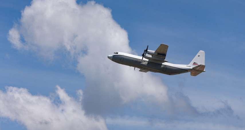 再傳美國官方包機在台起降 航空公司被指與CIA長期合作