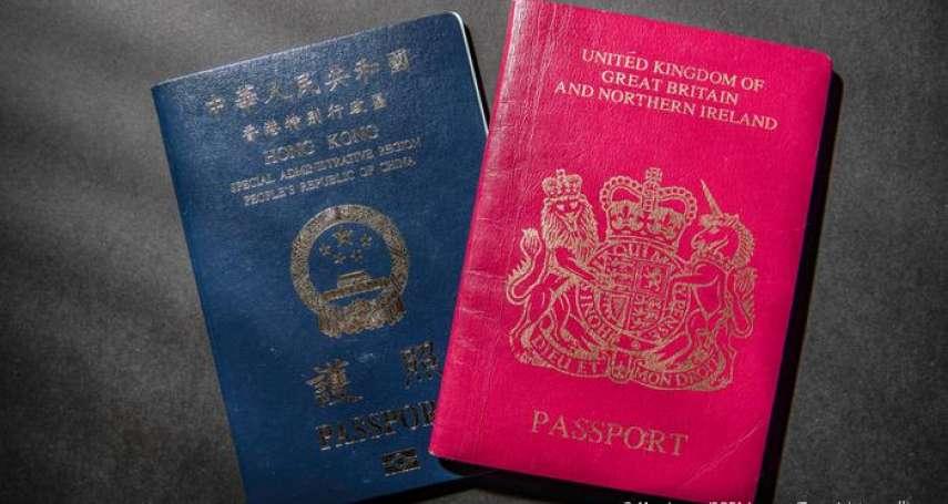 「特許入境英國」最後機會!港人持BNO護照入境期限屆至,香港機場18日湧現逃亡潮