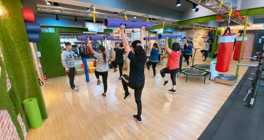 小班制創造差異化!基隆青年的健身創業之路