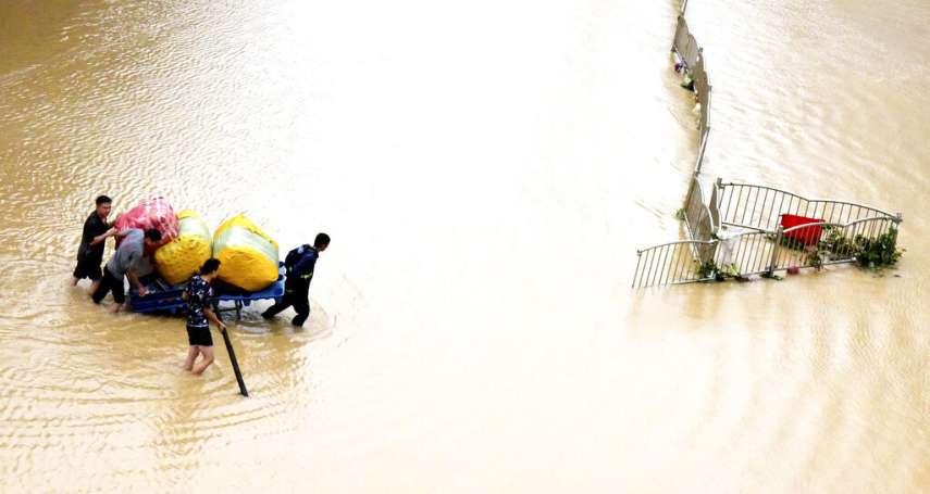 鄭州慘遭洪水傾覆,專家如何看?中國城市不能抵禦極端天氣,關鍵在於地下