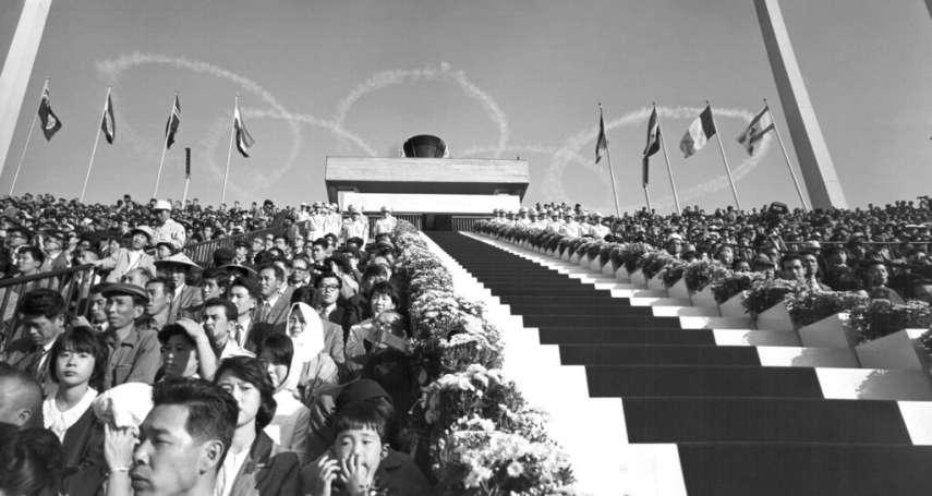 「沒有觀眾加油吶喊,真的好寂寞啊!」從1964到2021,橫跨半世紀的兩屆東京奧運