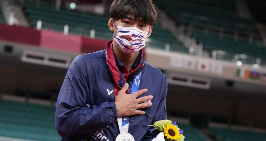 有影》楊勇緯勇奪奧運柔道銀牌!錄影片感謝大家支持,並曝下一階段目標