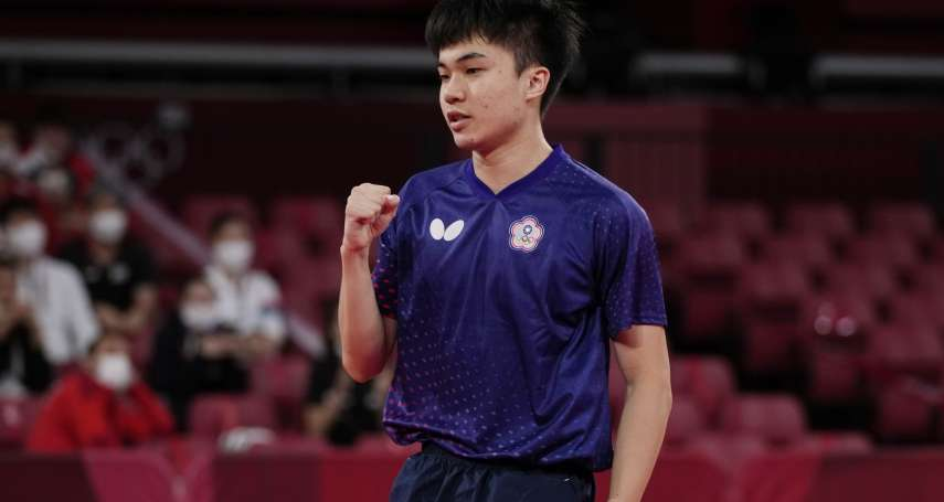 為何林昀儒戰敗樊振東,中國網友依舊為他喝采?他一席話道出兩岸觀眾最大差別