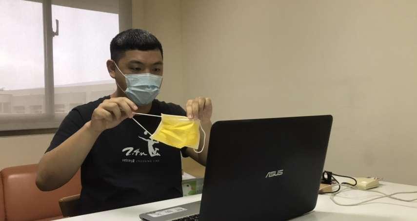 與愛連結 屏東縣府社工提供疫情關懷服務