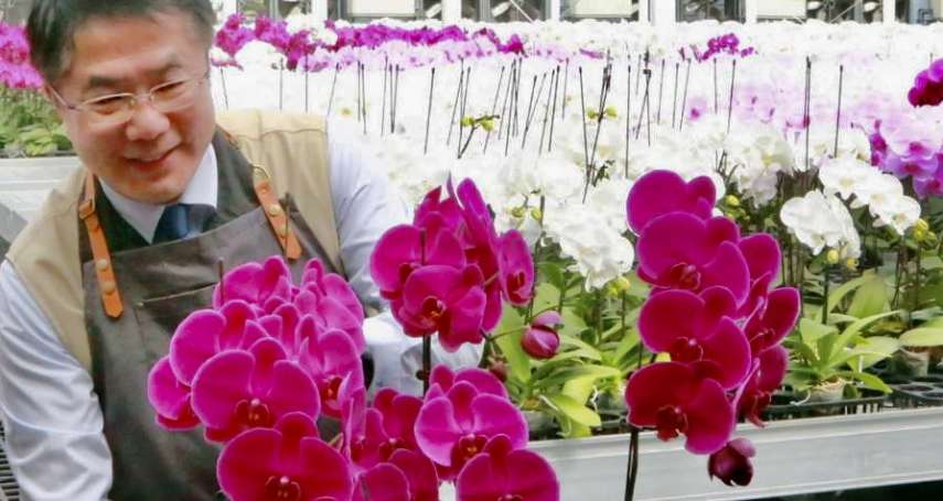 台南蘭業揚名海外 美國哥倫布市辦展介紹國際姊妹市園藝之美