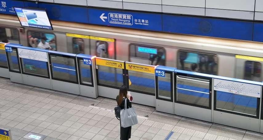鄭州地鐵慘案可能在台灣上演?北捷20年前歷經「滅頂之災」後徹底進化
