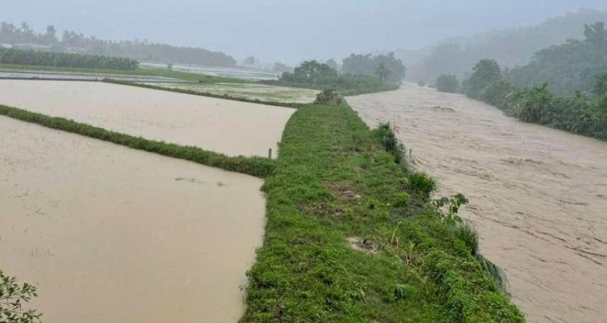 朱淑娟專欄:在地滯洪設施,成為適應洪水的新方案