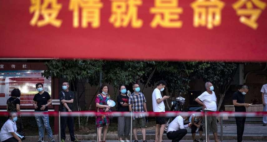 嚴密防控下,Delta變異株仍蔓延17省!中國專家呼籲放棄「清零」,與病毒共存