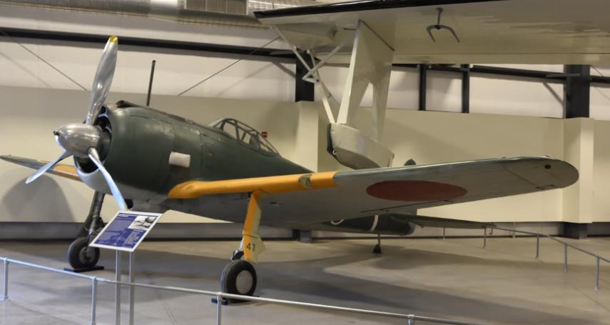 許劍虹觀點:驚滔駭浪的1941─駕駛過一式戰鬥機「隼」的中國人有哪些?