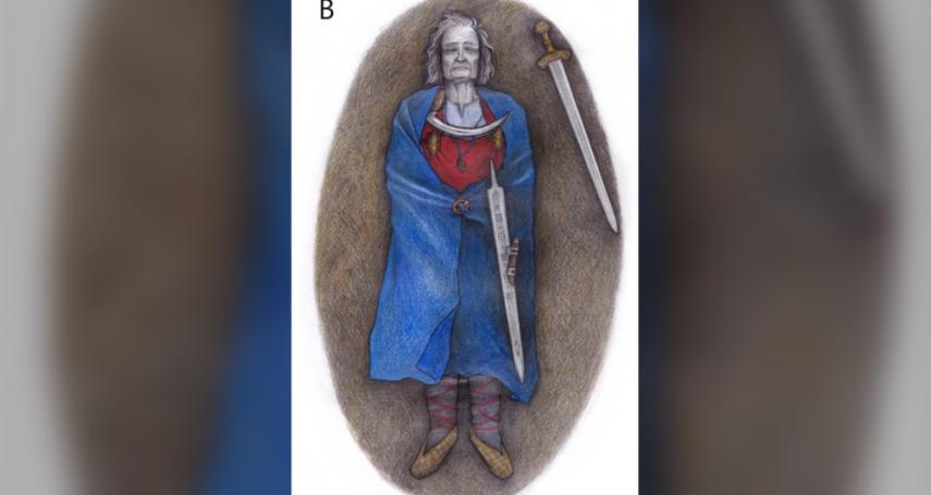 DNA分析揭驚人真相!芬蘭千年古墓遺骸可能是非二元性別者 生前備受尊敬