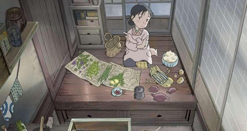 《謝謝你,在世界的角落找到我》影評/戰爭時期,活著比死亡更難熬!Netflix動畫揭日本人心中最痛傷痕