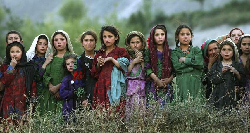 允許女性接受大學教育,但禁止男女合班!塔利班曝尊重女權的唯一前提