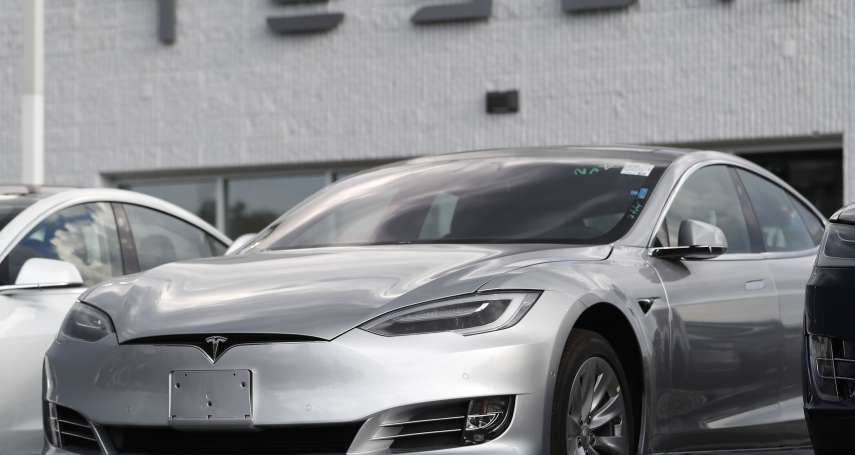 金融熱議》特斯拉排行退至第六!大陸電動車銷量七月暴增164%,中國自製車超搶眼
