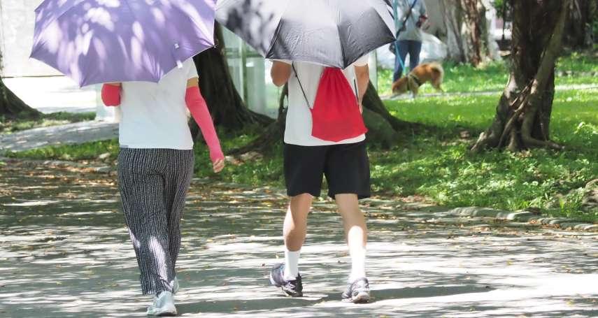 把握國慶連假好天氣!氣象專家吳德榮:這天起全台有雨