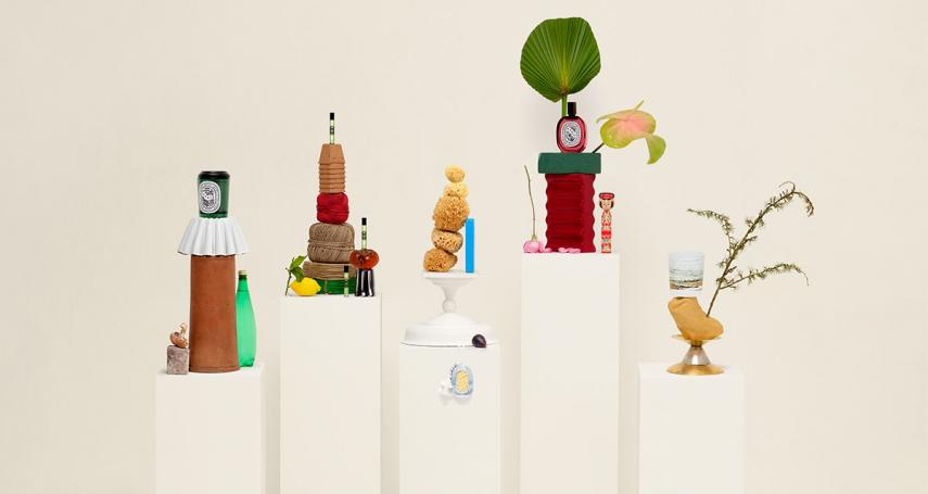 5位國際藝術家聯手,向Diptyque靈感城市致敬!限量香氛特展快閃14天