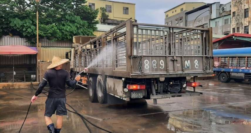 新北動保處加強宣導人道運輸及非洲豬瘟防疫