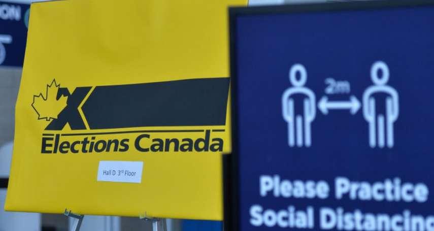 杜魯道尋求連任,楓葉國大選20日登場!六張圖表看懂加拿大選民關心啥