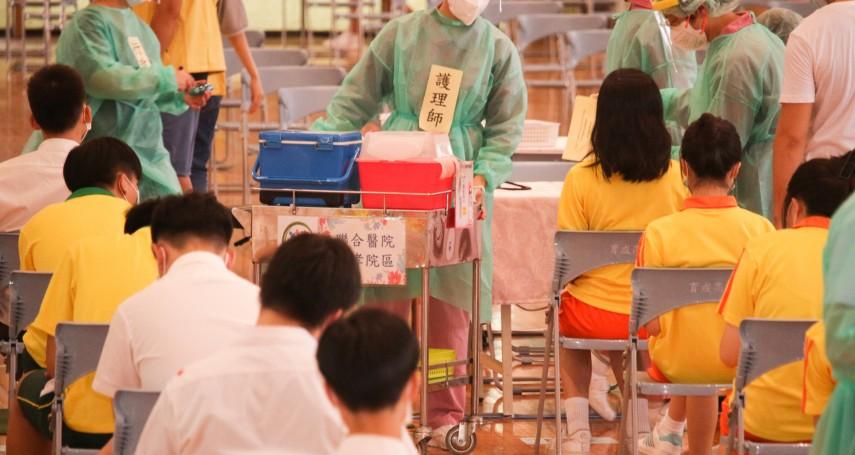 桃園女學生打BNT後心肌炎裝葉克膜 醫師疾呼:暫停國高中生接種