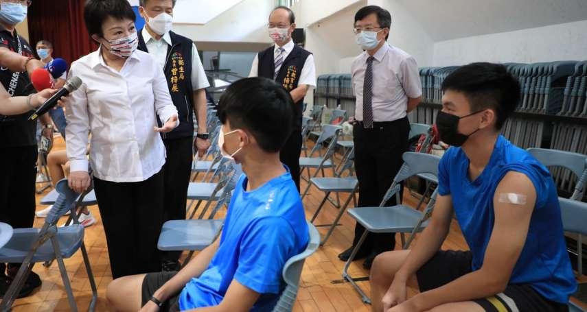 中市70歲以上長者莫德納第二劑 9/29起快打站2.0接種