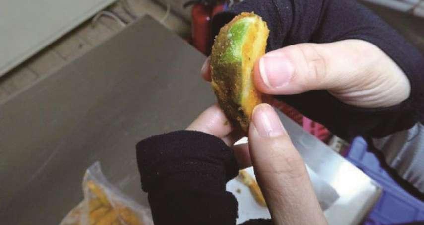 薯條綠綠的,吃下肚恐中毒?一文破除迷思:不是所有綠薯條都有問題!