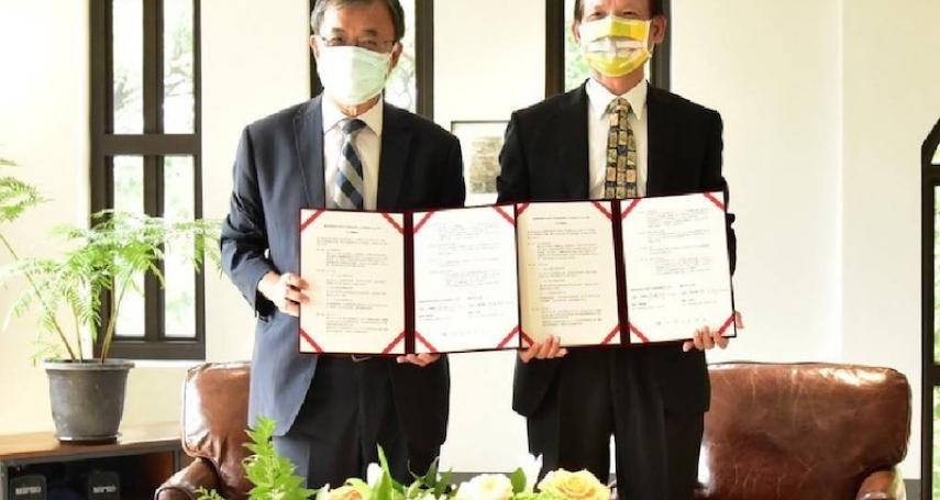 將「港」納入研究計畫 港務公司與中山大學簽署合作意願書