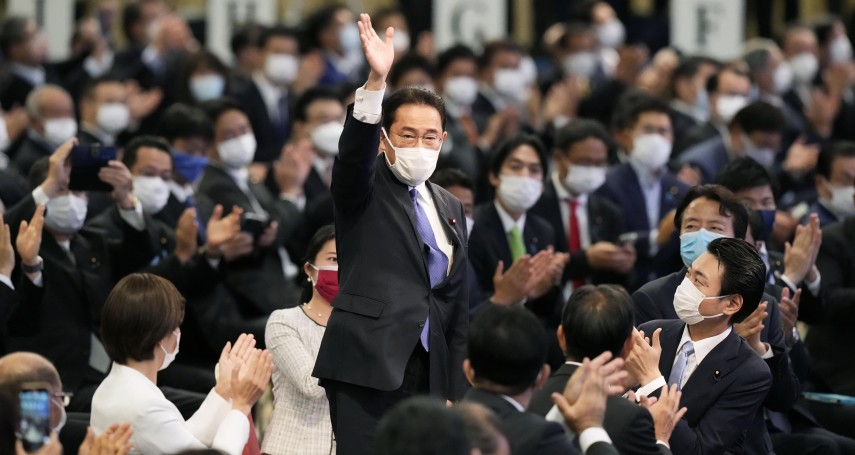 二輪投票撂倒「異端兒」河野太郎!岸田文雄當選自民黨總裁,日本可望維持「友台抗中」政策