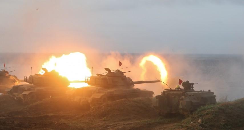 外島守得住嗎?漢光演習揭共軍奪島行動 兩棲登陸、特戰突擊風險升高