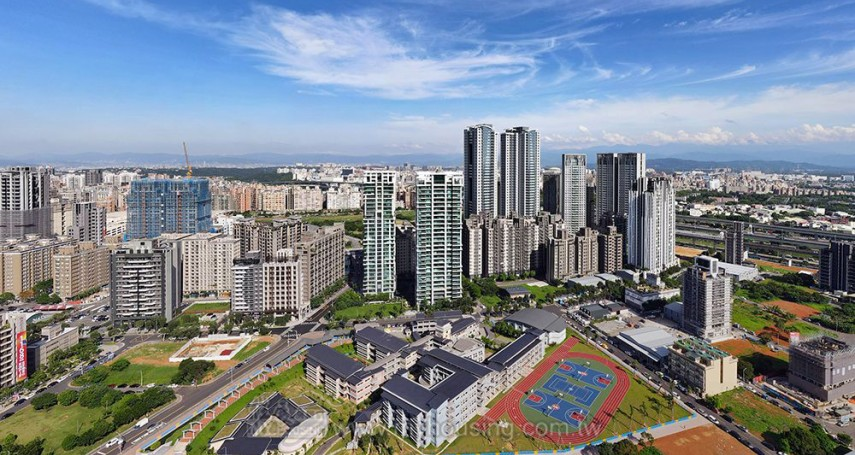 新北房價漲,Q2新成屋指數創新高!但這些捷運線的住宅價格指數微幅下降