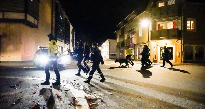 挪威死亡弓箭手還使用其他武器!警方:遇害者皆遭利器刺死,非死於箭傷