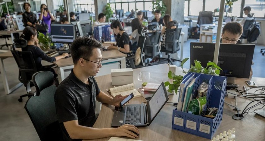 揭露高科技業賣肝實況:呼籲抵制「996」,「公司作息表」嗨翻中國互聯網