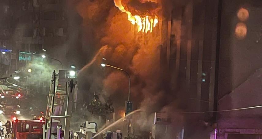 【新新聞】居安悲歌!一夜惡火帶走46條人命 城中城火災燒出5大消防安檢漏洞