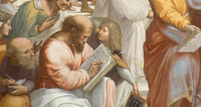 他發現「畢氏定理」超大漏洞,卻慘遭數學老師、同學活活淹死…揭古希臘最離譜的謀殺案