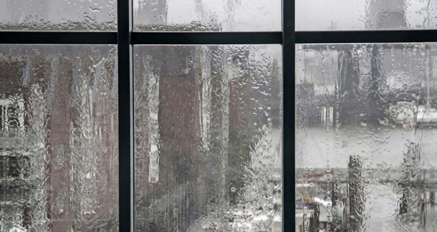 下雨天窗邊滲水該怎麼辦?專家傳授2招補救方法,不怕牆壁返潮發霉